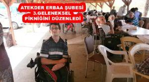 ATEKDER ERBAA ŞUBESİ 3.GELENEKSEL PİKNİĞİNİ DÜZENLEDİ