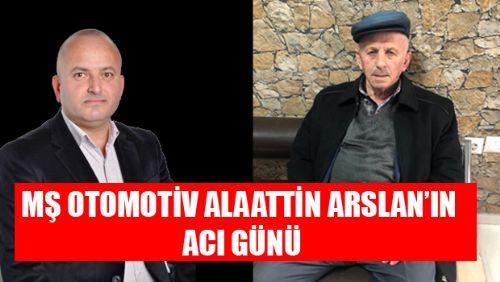 Alaattin Arslan'ın ACI GÜNÜ