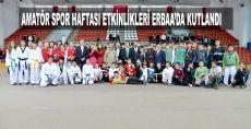 Amatör Spor Kulüpleri Haftası