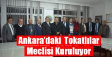Ankara'daki Tokatlılar Meclisi