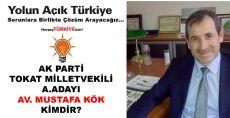 Av. Mustafa KÖK KİMDİR?