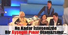 Ayşegül Pınar Öyle Bir Cevap Verdiki