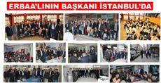 BAŞKAN YILDIRIM İSTANBUL'DA