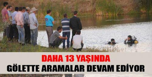 Balık Tutmaya Giden Çocuk Gölette Kayboldu
