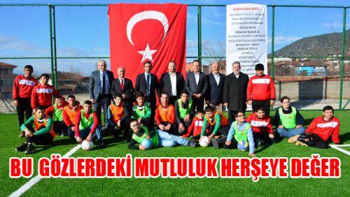 Ballıbağ Köyü Özel Eğitim Uygulama Okulunda MUHTEŞEM BİR GÜN