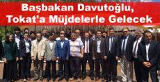 Başbakan Davutoğlu, Tokat'a Müjdelerle Gelecek