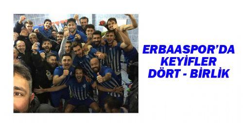Bergama Belediyespor 1 - Erbaaspor 4