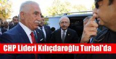 CHP Genel Başkanı Kılıçdaroğlu, Tokat'da