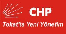 CHP Tokat'ta Yeni Yönetim