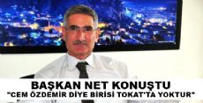Cem Özdemir, Tokat Hemşehriliğinden İhraç Ediliyor