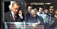 Cumhurbaşkanından Erbaa'lılara Geçmiş OIsun Telefonu