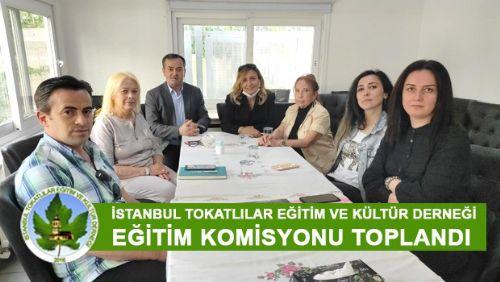 EĞİTİM KOMİSYONU TOPLADI