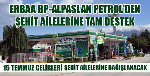 ERBAA BP'DEN YİNE ÖRNEK BİR DAVRANIŞ