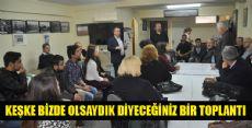 ERBAA KÜLTÜR VE DAYANIŞMA DERNEĞİ SOHBET TOPLANTILARI