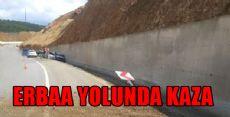 ERBAA YOLUNDA KAZA