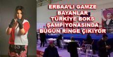 ERBAA'LI GAMZE ŞAMPİYONLUK YOLUNDA