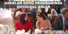 ERBAA'LILAR ANNELER GÜNÜ ÖZEL PROGRAMINDA BULUŞTU