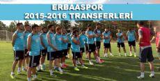 ERBAASPOR 2015-2016 TRANSFER RAPORU