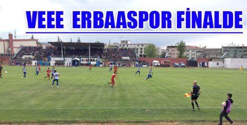 ERBAASPOR FİNALDE BEKLE BİZİ 2.LİG
