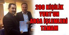 ERBAA'YA 200 KİŞİLİK YURT
