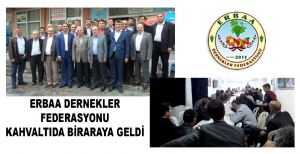 ERDEF BAŞKAN VE DELEGELERİ KAHVALTIDA BİRARAYA GELDİ