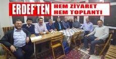 ERDEF YÖNETİMİ SULTANBEYLİ'DE TOPLANDI
