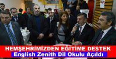 English Zenith Dil Okulu Bakırköyde Açıldı