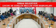 Erbaa Belediyesi Çocuk ve Gençlik Meclisi