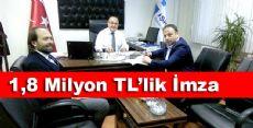 Erbaa Belediyesi İşkur Protokolü İmzalandı