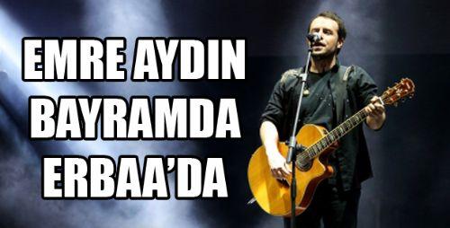 Erbaa Belediyesinden Emre Aydın Konseri