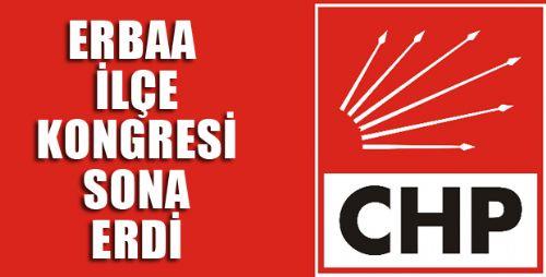 Erbaa CHP İlçe Teşkilatı UZUN İle Devam Dedi
