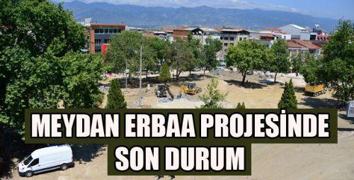 Erbaa Cumhuriyet Meydanı