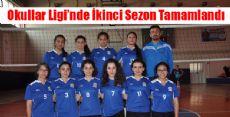 Erbaa Okullar Ligi'nde İkinci Sezon Tamamlandı