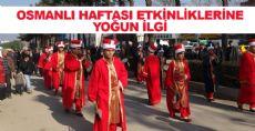 Erbaa Osmanlı Haftası Etkinlikleri