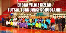 Erbaa Yıldız Kızlar Futsal Turnuvası
