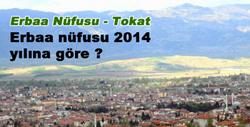 Erbaa nüfusu 2014 yılına göre ?
