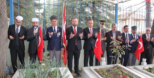 Erbaa'da, 18 Mart Şehitleri Anma Günü ve Çanakkale Deniz Zaferi