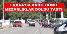 Erbaa'da Arife Günü