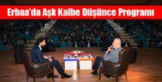 Erbaa'da Aşk Kalbe Düşünce Programı