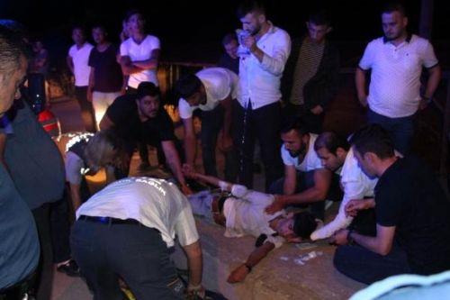 Erbaa'da Bıçaklı Kavga