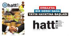 Erbaa'da Bir Dergi Daha Yayın Hayatına Başladı