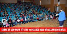 Erbaa'da Çocuklar Yeşilçam'ın Ustalarıyla Buluştu
