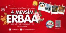 Erbaa'da Dört Mevsim Fotoğraf Yarışması