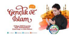 Erbaa'da Gençlik ve İslam Paneli