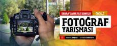 Erbaa'da Hayat Konulu Fotoğraf Yarışması Sonuçlandı.