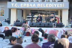 Erbaa'da Kadınlar Günü Özel Konser
