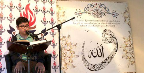 Erbaa'da Kur'an-ı Kerim'i Güzel Okuma Yarışması