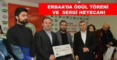 Erbaa'da Ödül ve Sergi Heyecanı