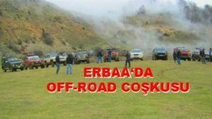 Erbaa'da Off-Road Heycanı