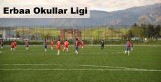 Erbaa'da Okullar Ligi Devam Ediyor